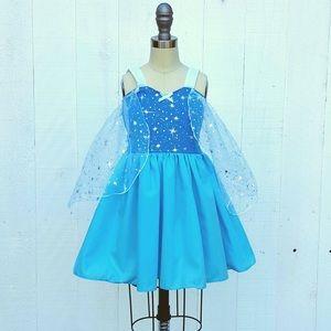 ELSA dress for little Disney Frozen Princess